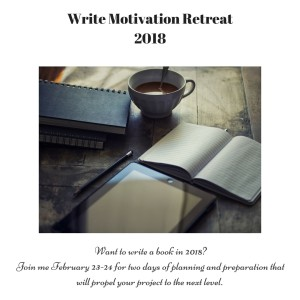 Write Motivati0on Retreat